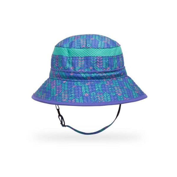 SUNDAY AFTERNOONS | Kids Fun Bucket Hat - Purple Arrow