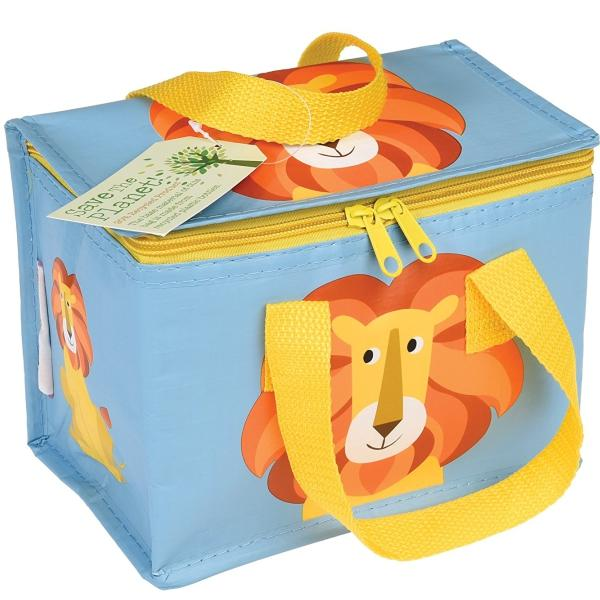 REX LONDON | Lunch Bag - Lion
