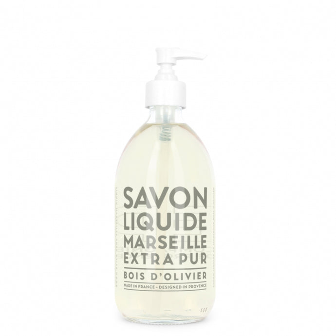 COMPAGNIE DE PROVENCE | Extra Pur Liquid Soap 500ml - Olive Wood