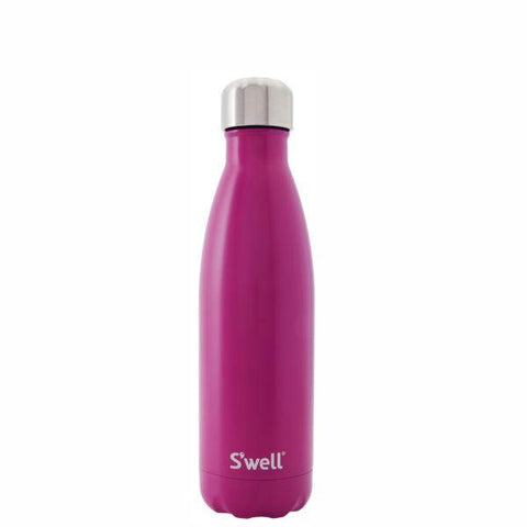 S'Well | Insulated Bottle SATIN Collection 500ml - Pomegranate