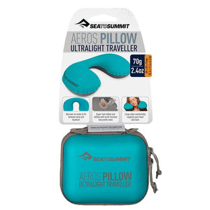 SEA TO SUMMIT | AEROS Ultralight Inflatable U shape Travel Neck Pillow