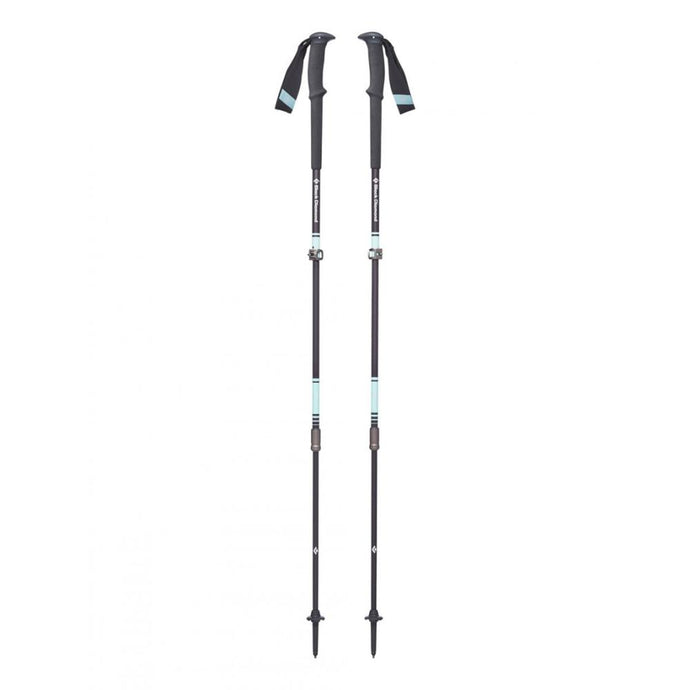 BLACK DIAMOND | WOMENS TRAIL PRO 2019 Trekking Poles, Aegean - Pair