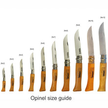 Load image into Gallery viewer, OPINEL | N°12 Slim Folding Knife, Olivewood
