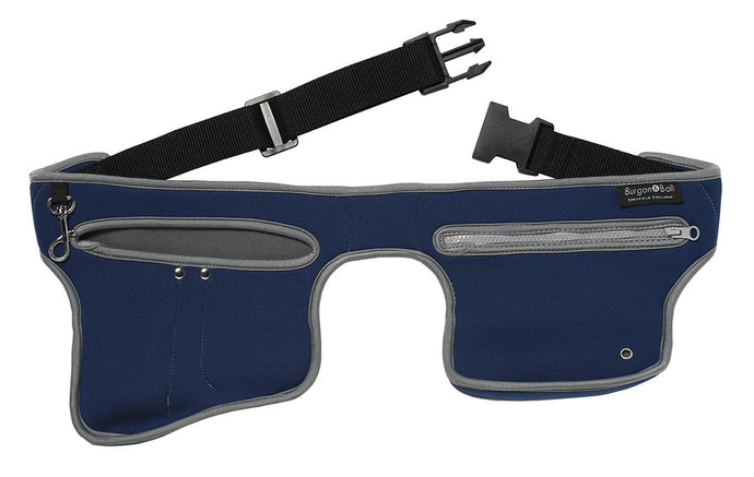 BURGON & BALL | Poc-kit Gardener's Utility Belt - Navy