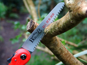 BURGON & BALL | Folding Pruning Saw - RHS Endorsed