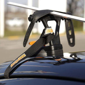 EASYSTRAP™ | Instant Roof Rack Kit in use