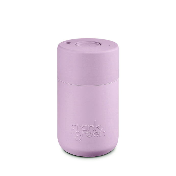 FRANK GREEN | ORIGINAL Insulated Coffee Cup 12oz / 340ml - Lilac Haze