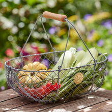 Load image into Gallery viewer, SOPHIE CONRAN | Harvesting Basket - Large Grey