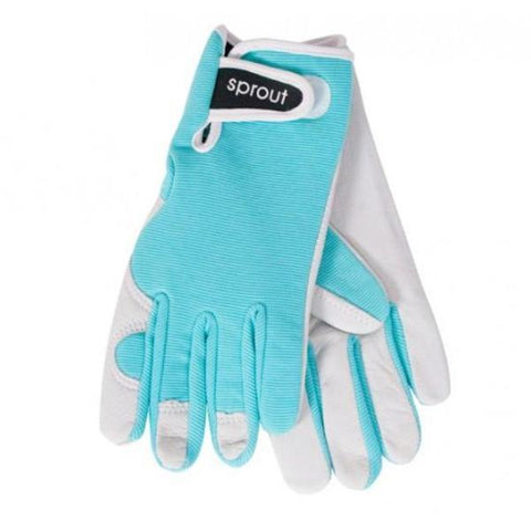 ANNABEL TRENDS  |  Sprout Ladies' Gloves - Sea Spray