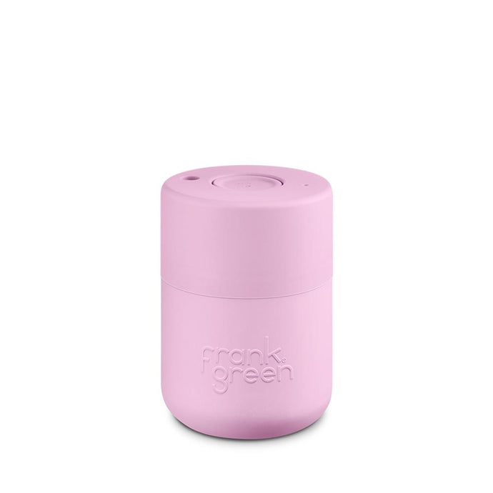 FRANK GREEN | ORIGINAL Insulated Coffee Cup 8oz / 230ml - Pink Lavender
