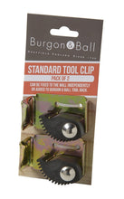 Load image into Gallery viewer, BURGON & BALL | Standard Tool Clips - 2 Pack