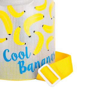 SUNNYLIFE | Kids Bucket Bag SMALL - CHASING SUMMER - Bananas unstrapped