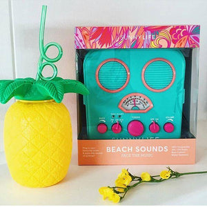 SUNNYLIFE | CHEERS TO SUMMER Pineapple Sipper