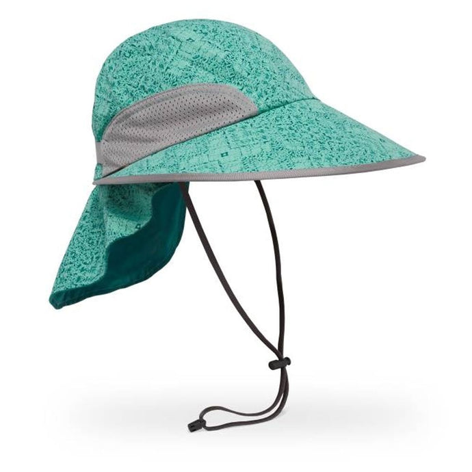 SUNDAY AFTERNOONS | Sport Hat - Teal Kaleidoscope