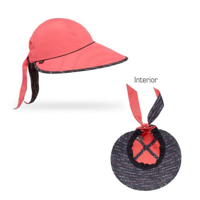 SUNDAY AFTERNOONS | Sun Seeker Hat - Coral