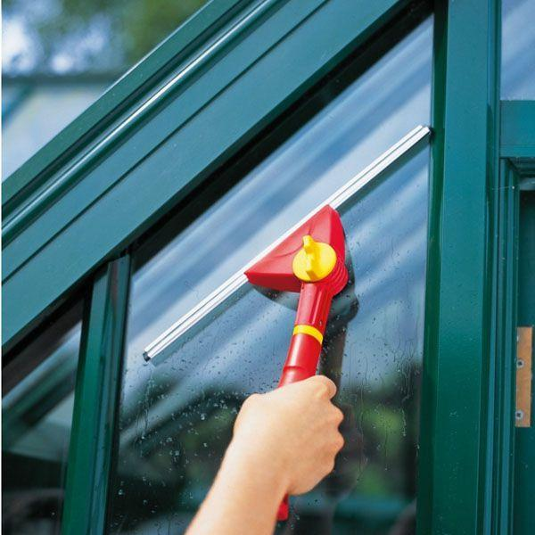 Simple clean with WOLF GARTEN | Multi-change Window Wiper and Squeegee