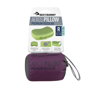 SEA TO SUMMIT | AEROS Premium Travel Pillow, Regular