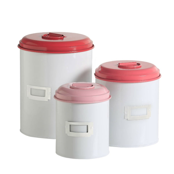 RETRO KITCHEN Storage Canisters