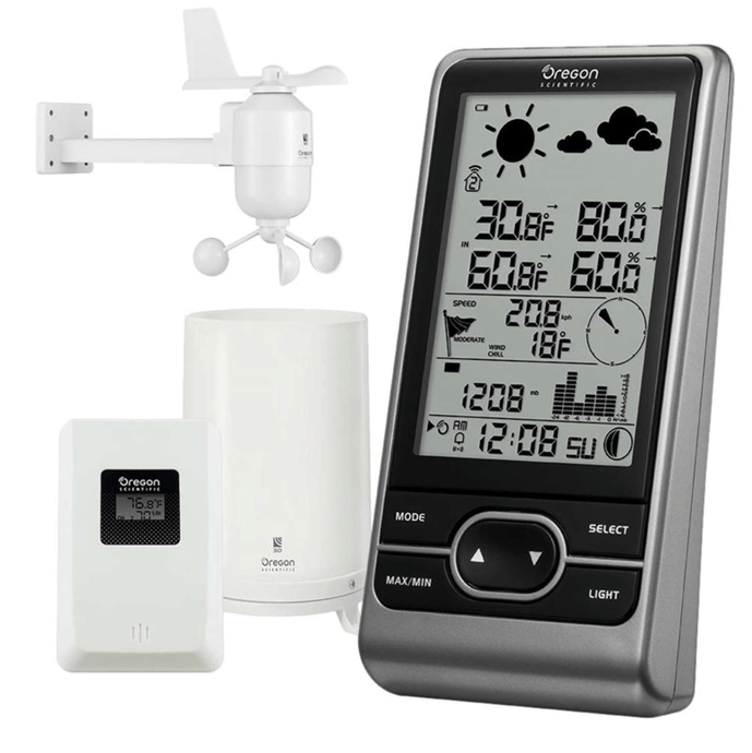 OREGON SCIENTIFIC | WMR86NX Professional Weather Station