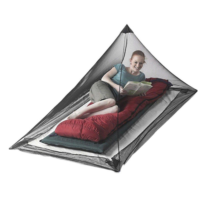 SEA TO SUMMIT | NANO Lightweight Mosquito Net Pyramid Tent -Single Permethrin