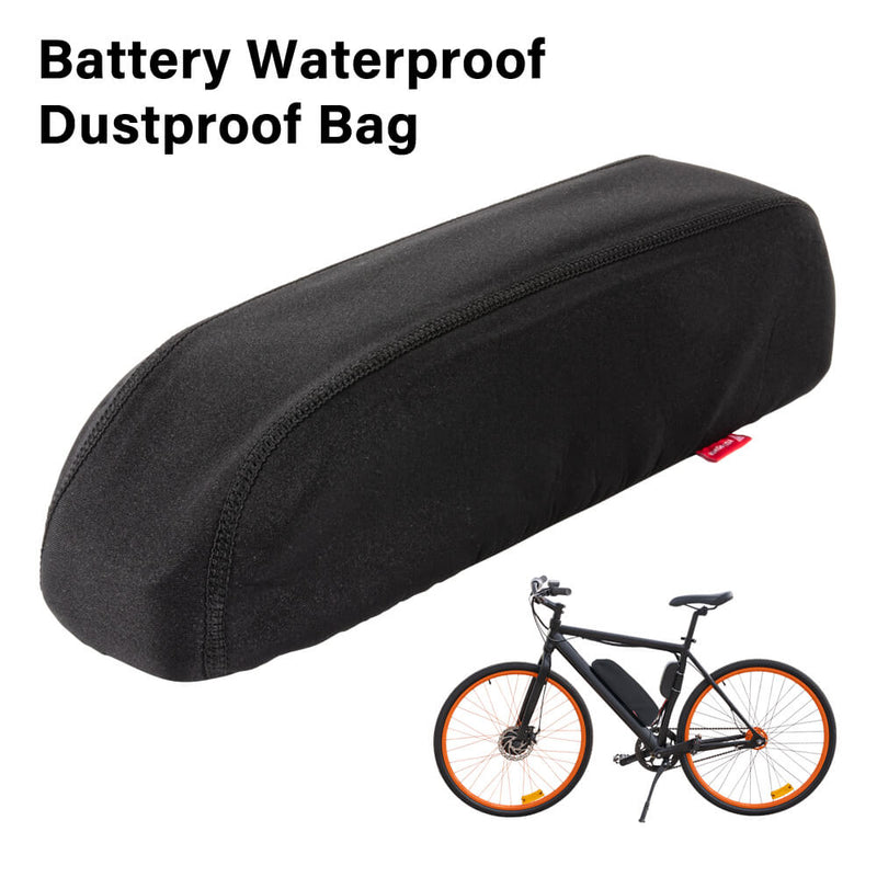 Waterproof Cover for Down Tube Battery Hailong