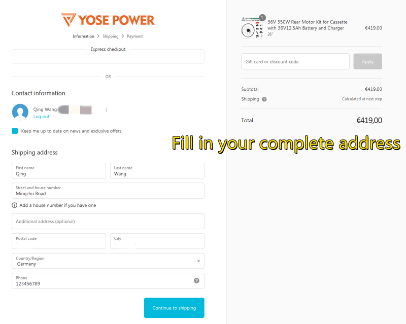 YOSE POWER 100€ Gift Card/Coupon COST ONLY 90€