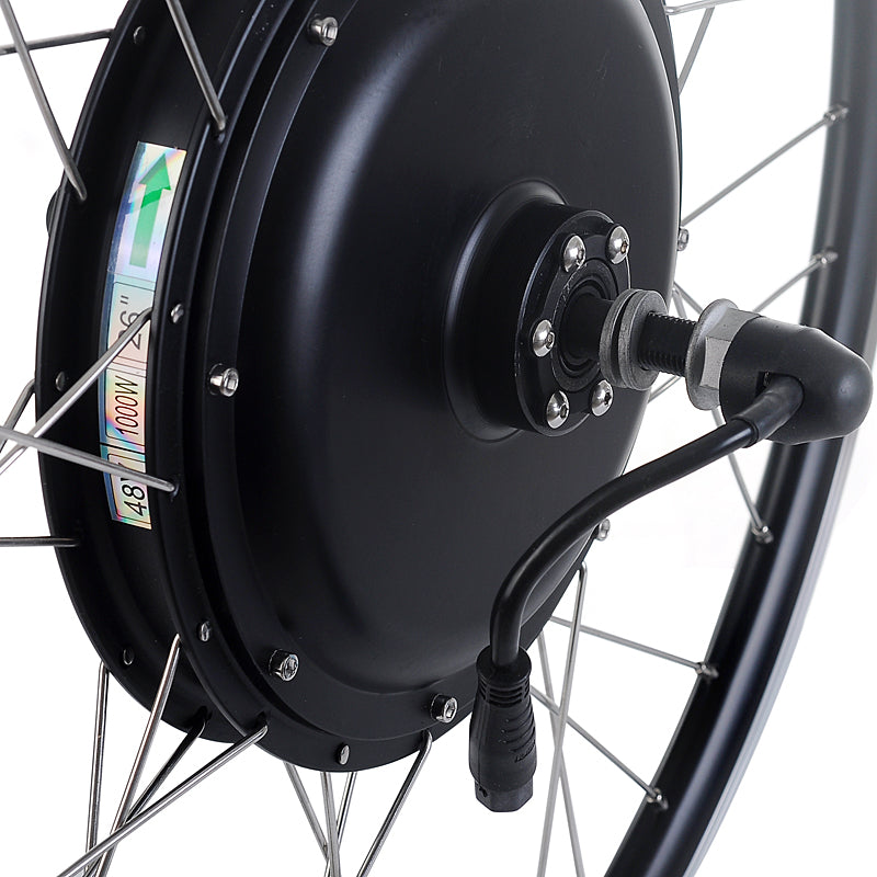 "48V 1000W 26"" rear motor kit with 7S Shimano Freewheel"