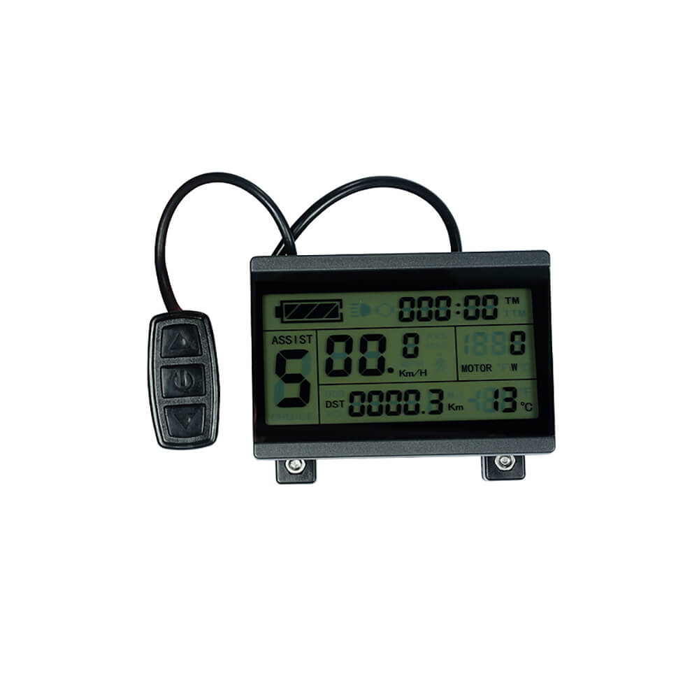 Electric Bike LCD Display