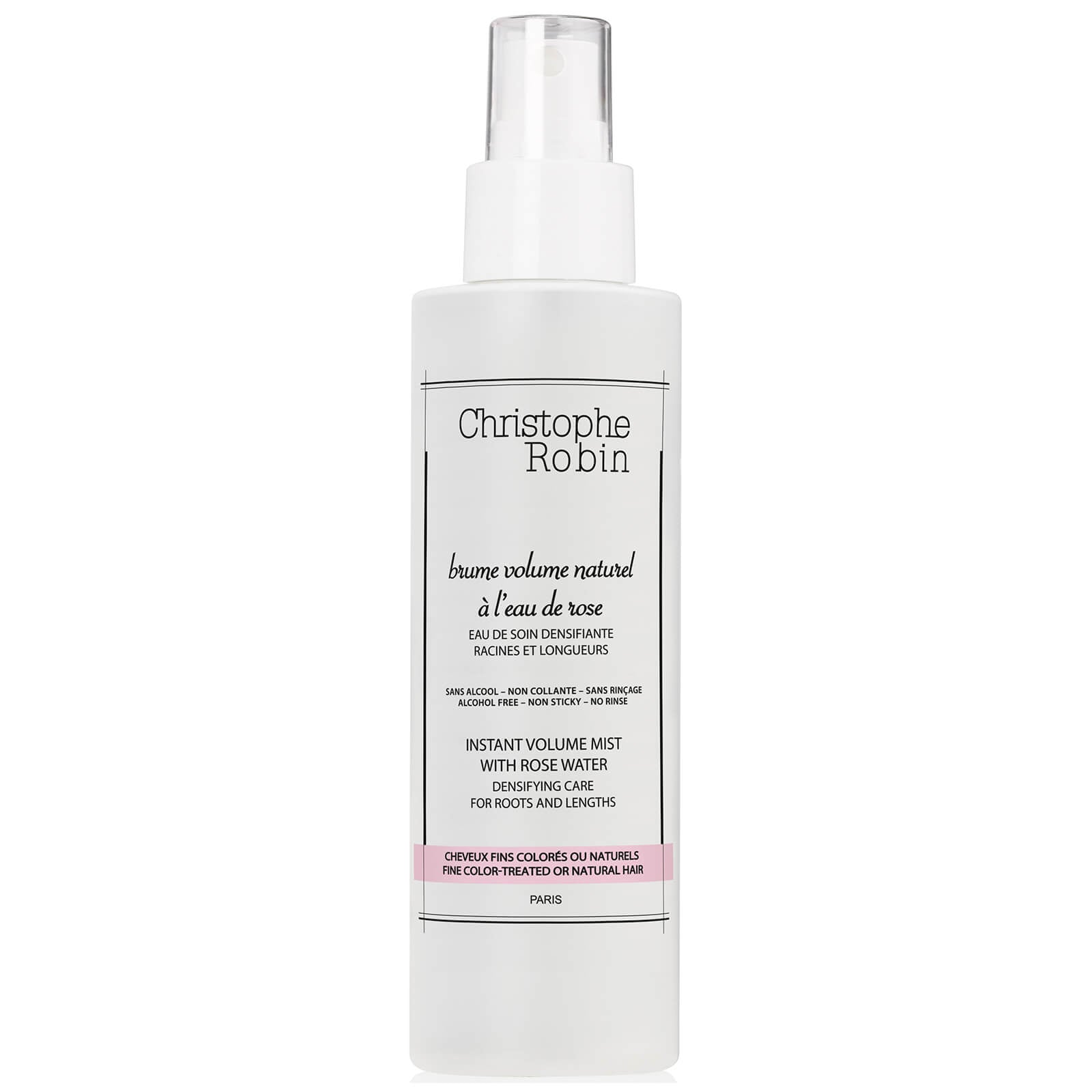 Volumizing Mist with Rose Extracts 150ml