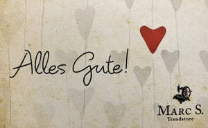 Alles Gute! - Givecard