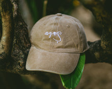 Load image into Gallery viewer, Agos Standard Dad Cap (Tan) - KS Boardriders | Philippines Online Branded Clothes & Surf Shop