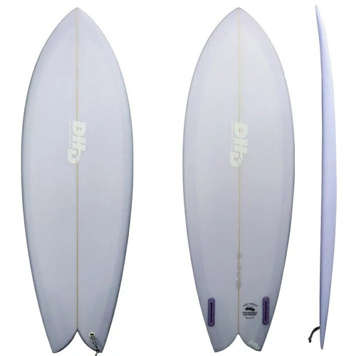 DHD 5'3 Mini Twin Shortboard - KS Boardriders | Philippines Online Branded Clothes & Surf Shop
