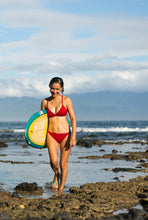 Load image into Gallery viewer, Eco Tri Sport Bikini (Red) - KS Boardriders | Philippines Online Branded Clothes & Surf Shop