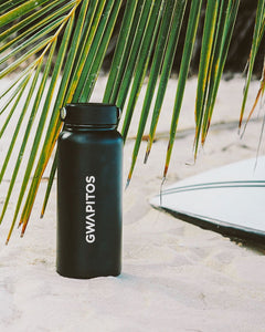 Gwapitos Insulated Water Bottle - KS Boardriders | Philippines Online Branded Clothes & Surf Shop