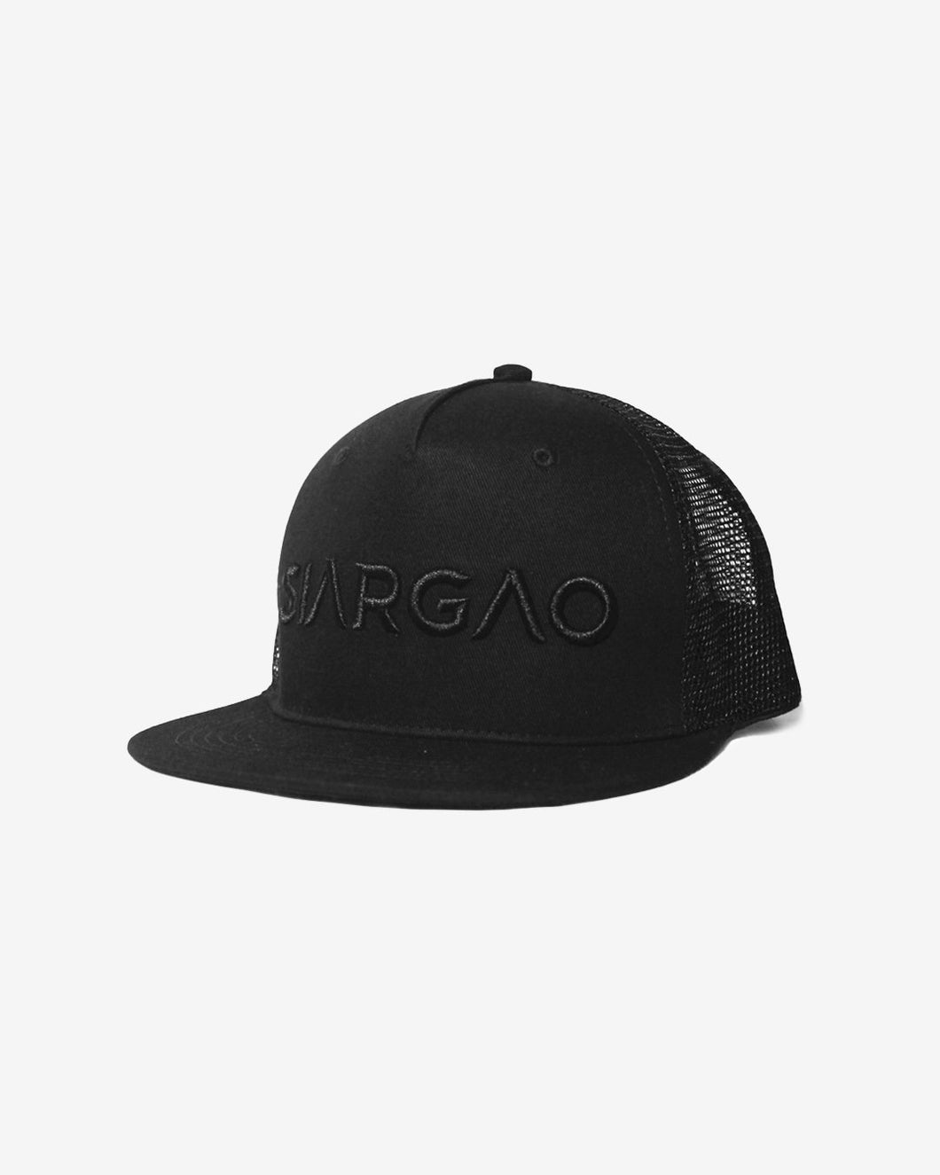 Gwapitos Siargao Trucker Cap Black/Black - KS Boardriders | Philippines Online Branded Clothes & Surf Shop