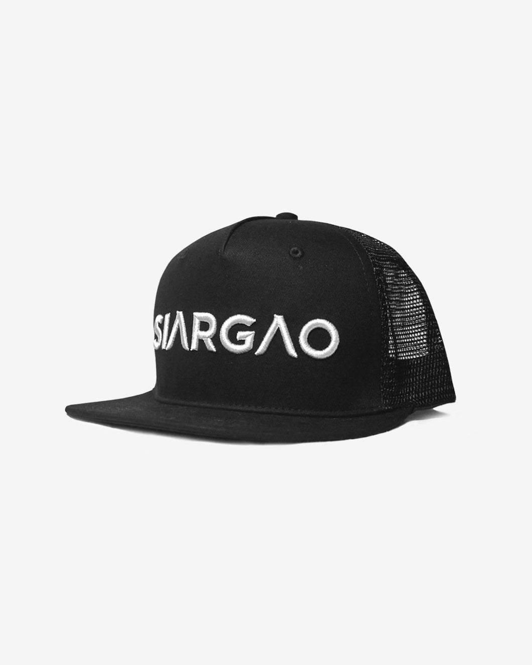 Gwapitos Siargao Trucker Cap Black/White - KS Boardriders | Philippines Online Branded Clothes & Surf Shop