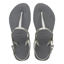 Load image into Gallery viewer, Havaianas Womens Freedom Slim Steel Grey - KS Boardriders | Philippines Online Branded Clothes & Surf Shop