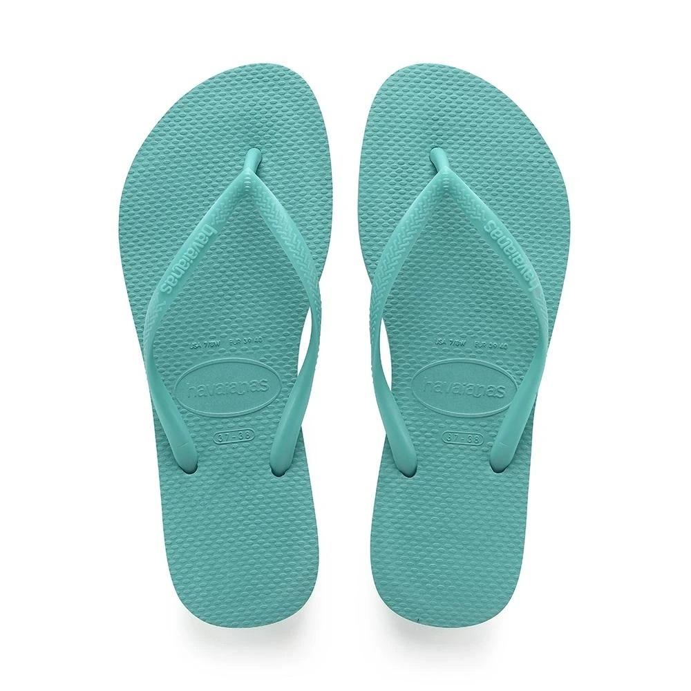 Havaianas Womens Slim Lake Green - KS Boardriders | Philippines Online Branded Clothes & Surf Shop