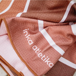 inka atletika Serenity Yoga Waffle Towel - KS Boardriders | Philippines Online Branded Clothes & Surf Shop
