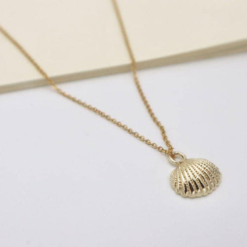 Isla PH All Gold Cascara Charm Necklace - KS Boardriders | Philippines Online Branded Clothes & Surf Shop