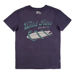 KS Fresh Catch Men's Tee (Organic Charcoal) - KS Boardriders | Philippines Online Branded Clothes & Surf Shop