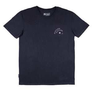 KS Grande Marée Tee (Organic Black) - KS Boardriders | Philippines Online Branded Clothes & Surf Shop