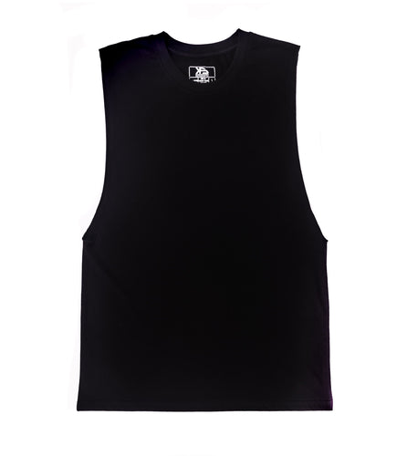 KS Jay Muscle Tee (Cotton Black) - KS Boardriders | Philippines Online Branded Clothes & Surf Shop