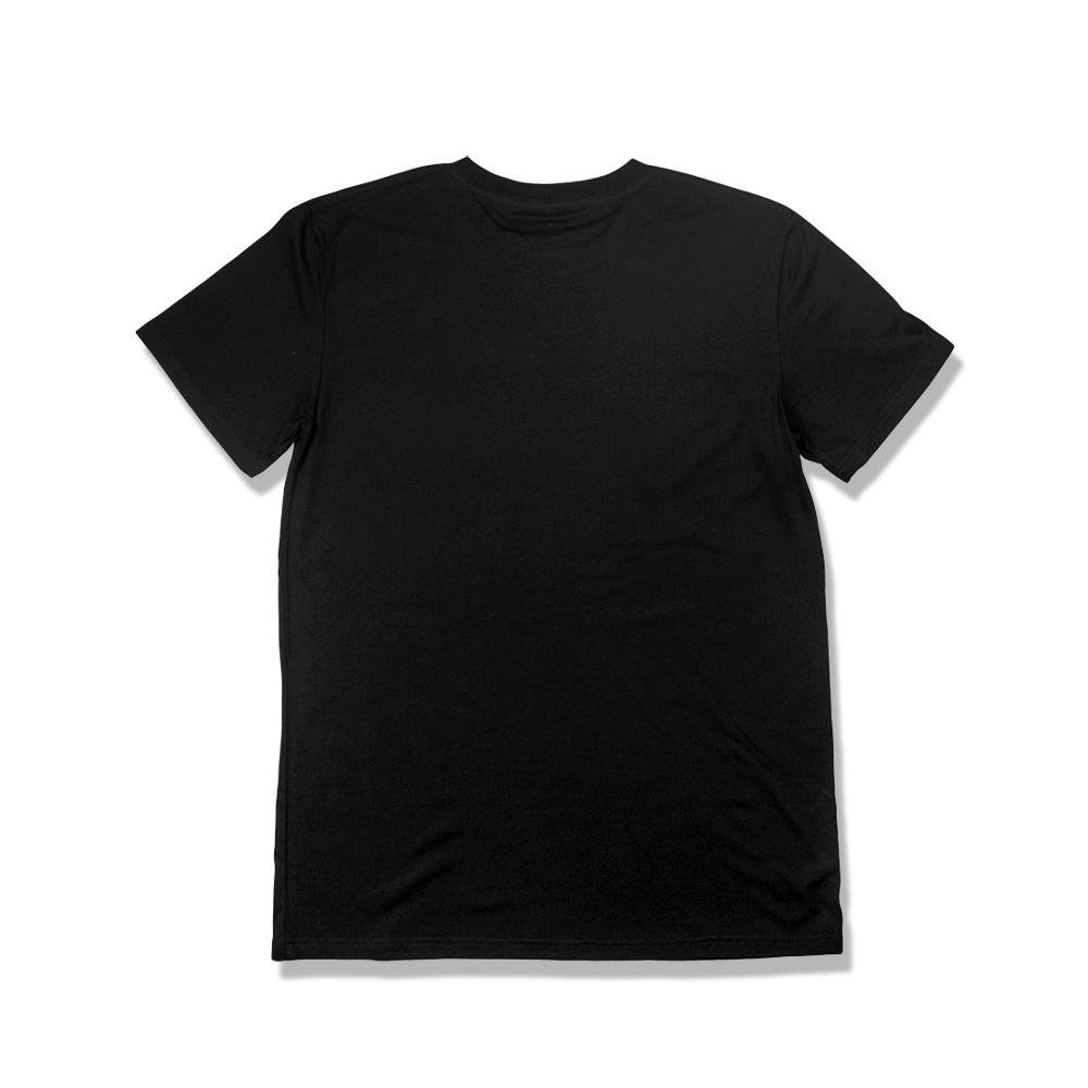 KS Plain Joe Men's Tee (Cotton Black) - KS Boardriders | Philippines Online Branded Clothes & Surf Shop