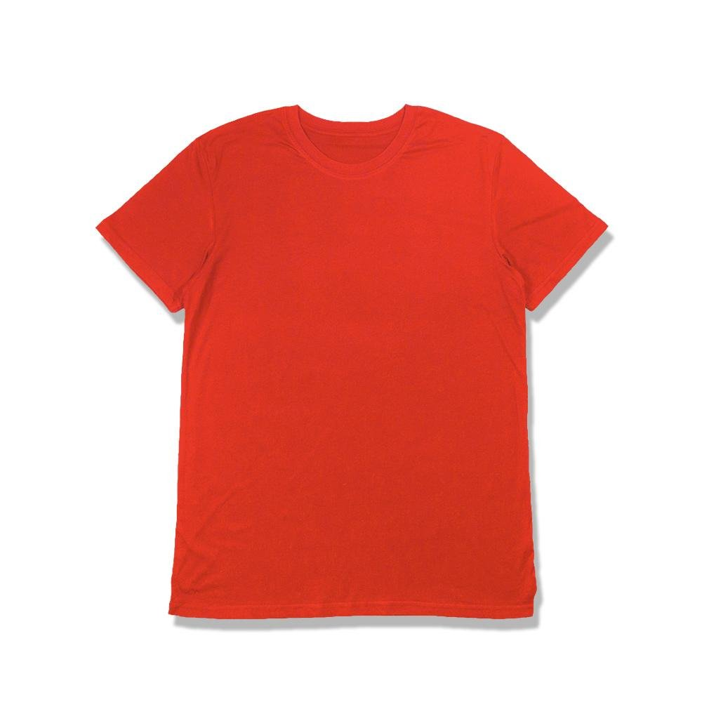 KS Plain Joe Men's Tee (Cotton Red) - KS Boardriders | Philippines Online Branded Clothes & Surf Shop