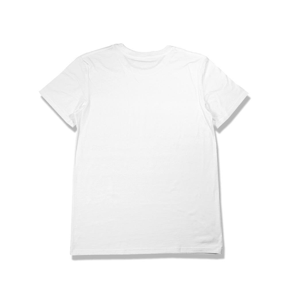 KS Plain Joe Men's Tee (Cotton White) - KS Boardriders | Philippines Online Branded Clothes & Surf Shop