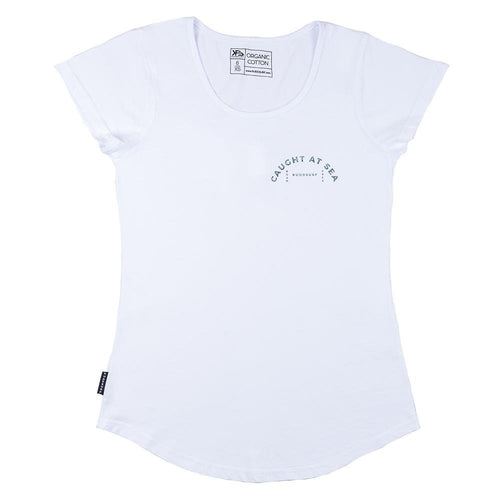 KS Roam Free Women's Tee (Organic White) - KS Boardriders | Philippines Online Branded Clothes & Surf Shop