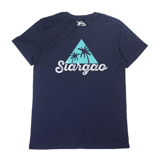 KS Siargao Men's Tee (Cotton Navy) - KS Boardriders | Philippines Online Branded Clothes & Surf Shop