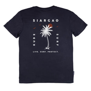 KS Sunset Men's Tee (Cotton Black) - KS Boardriders | Philippines Online Branded Clothes & Surf Shop