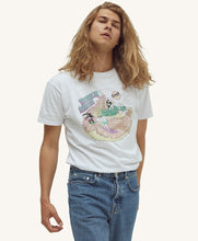 Load image into Gallery viewer, Pleasant Island Trouble Chest Men's Tee (White) - KS Boardriders | Philippines Online Branded Clothes & Surf Shop